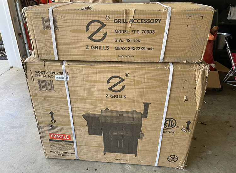 z grills 700d3 packaging