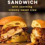 Hot Nashville Chicken Sandwich