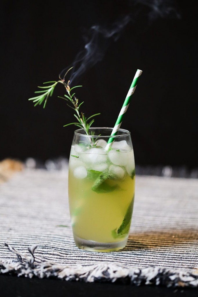 The Deputy's Dilemma cocktail