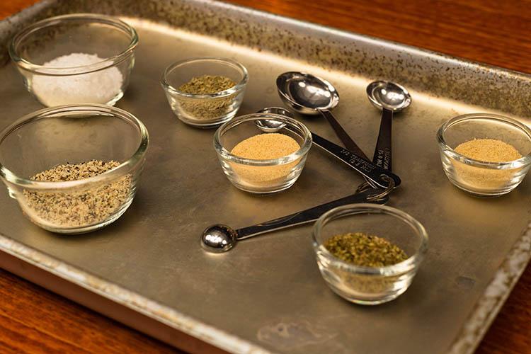 lamb cutlets seasoning ingredients