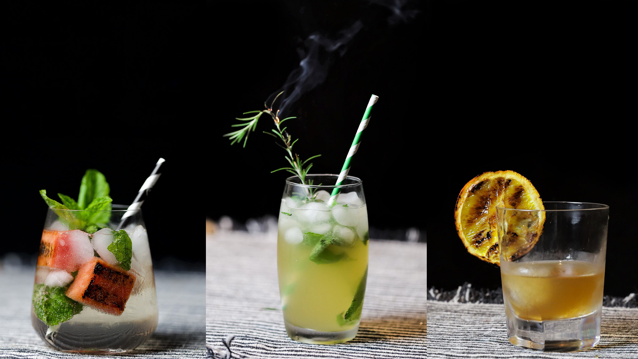 smoked cocktails