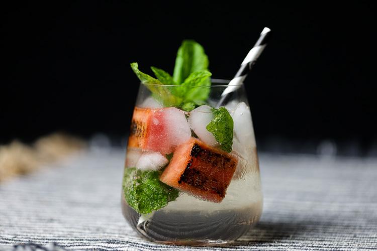 smoked gin & tonic