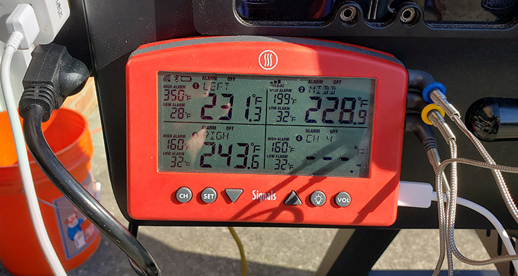 Thermoworks signals BBQ thermometer