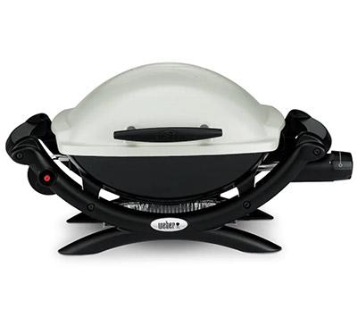 Weber Q1000 Portable Propane Gas Grill