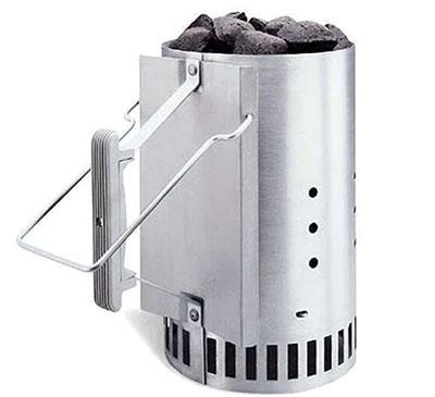 Weber RapidFire Charcoal Chimney Starter