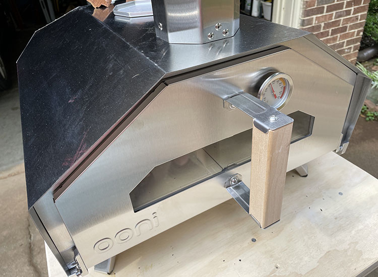 Ooni Pro 16 Pizza Oven