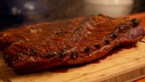 pork spare 321 ribs