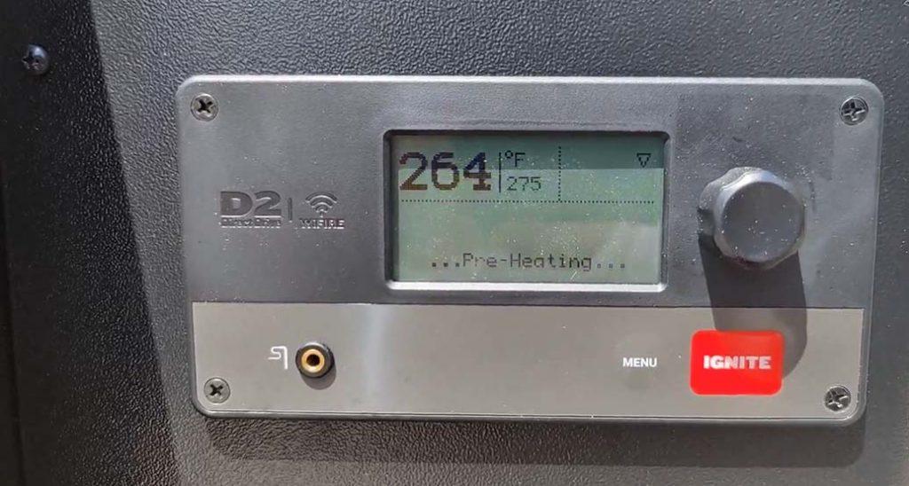 Traeger D2 PID controller