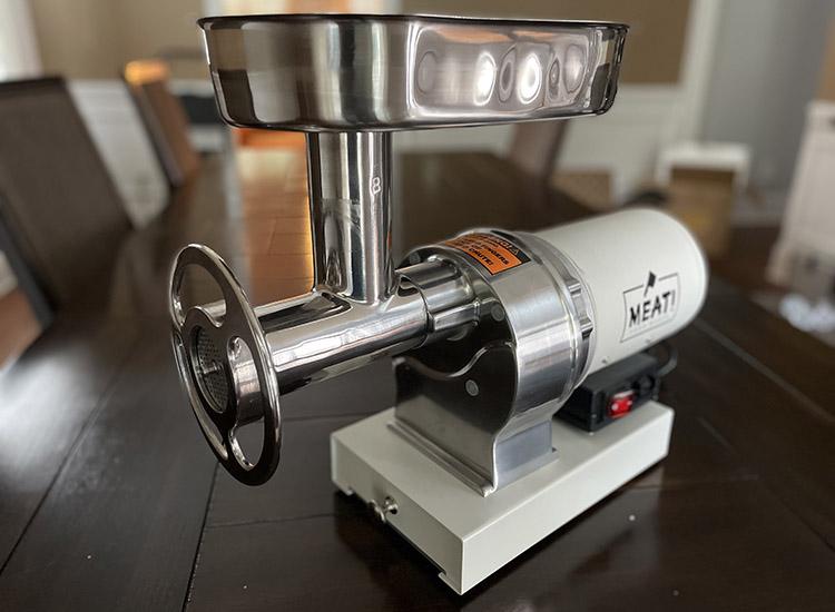 meat! your maker 5hp grinder