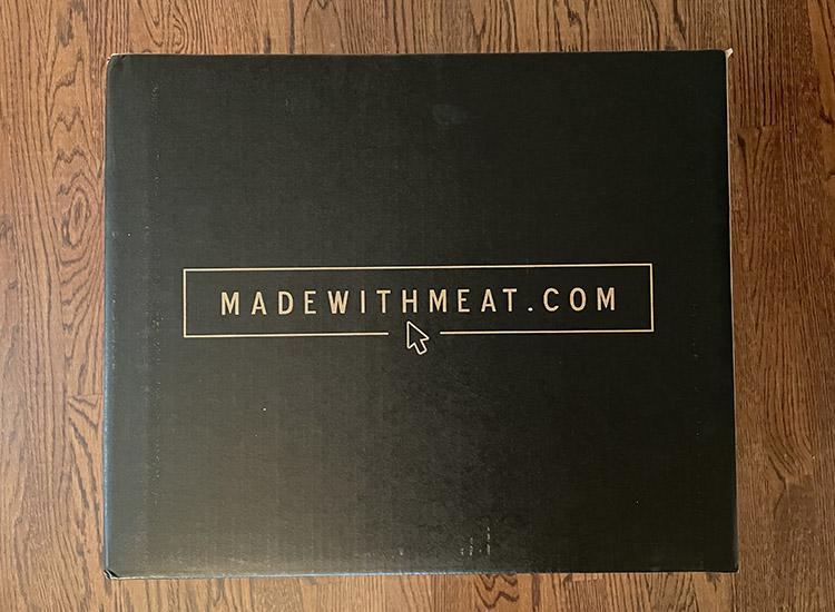 meat! your maker grinder packaging