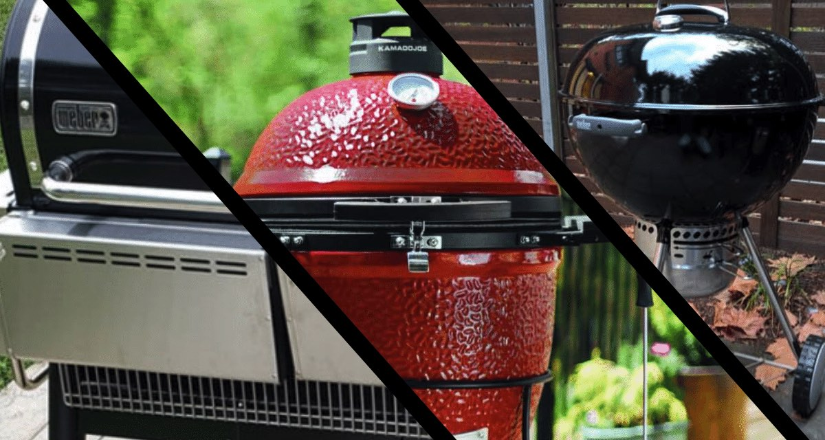 best grill smoker combos