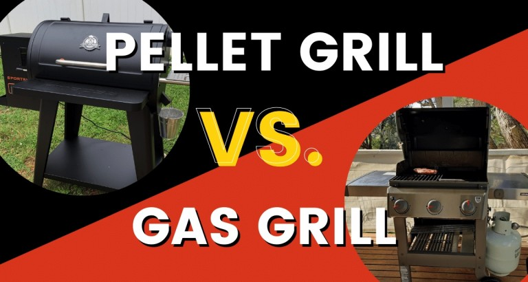Pellet Grill vs Gas Grill – Which is Better?