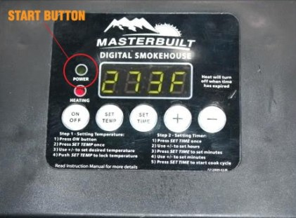 masterbuilt-digital-start-button