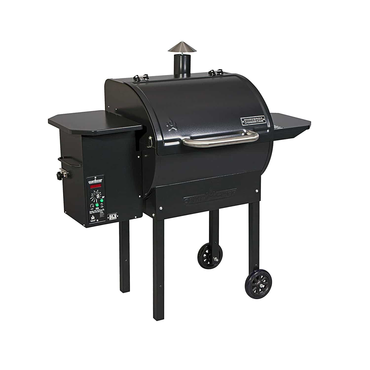 Camp Chef Pellet Grill and Smoker Review