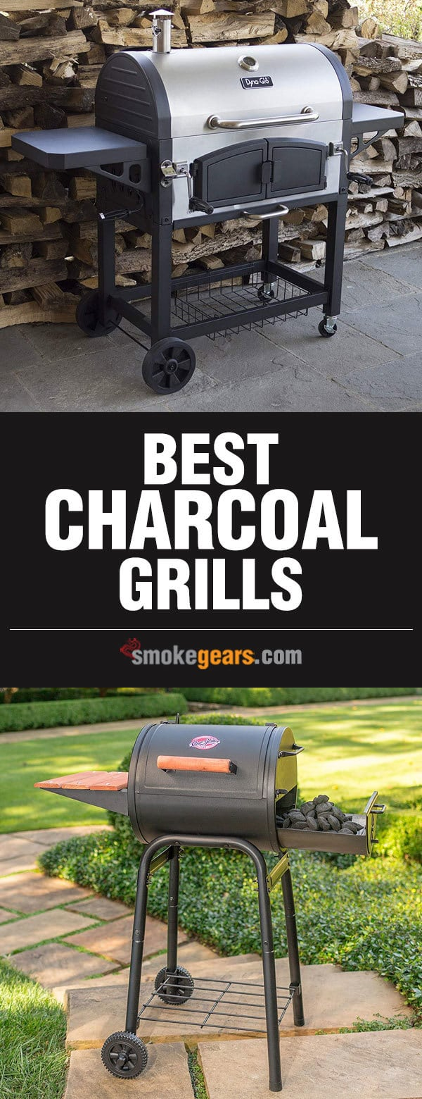 Best Charcoal Grill Reviews
