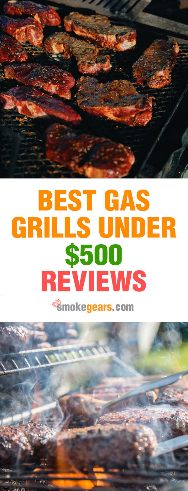 Best barbecue grills under 500 review