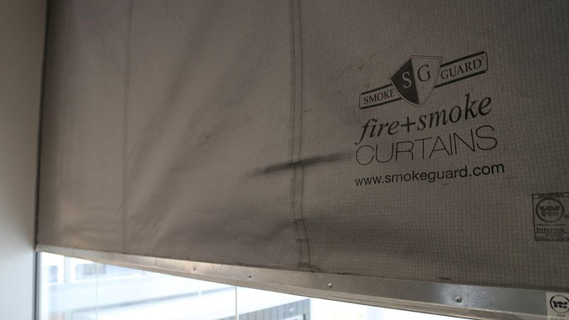 Fire Compartmentation For Commercial Buildings Smoke Guard