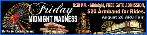 Kissel midnight madness 511a