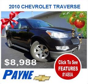 Payne 2010 Traverse 1480A