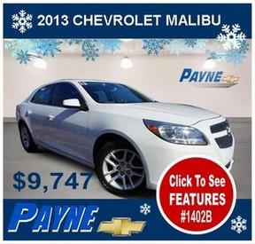 Payne 2013 Chevrolet Malibu 1402B 288