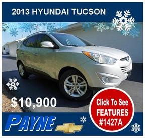 Payne 2013 Hyundai tucson winter 1427A 288