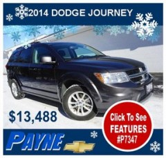 Payne 2014 Dodge Journey P7347 288
