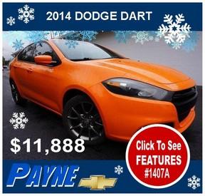 Payne 2014 dodge dart winter 1407A 288