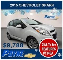 Payne 2015 CHEVROLET SPARK 1348A 288