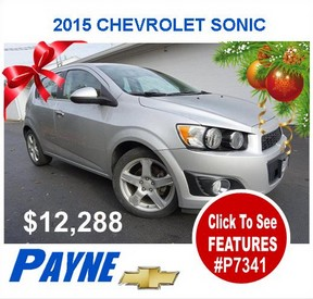 Payne 2015 Sonic P7341