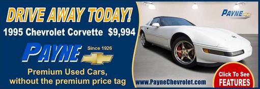 payne 1995 corvette 511