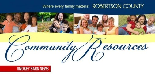 Community Resources For Families In Robertson County