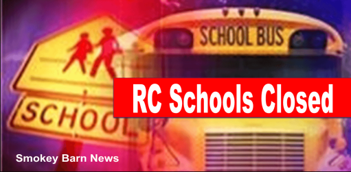RC Schools Closed Mon. & Tues. Next Week Due To Illness