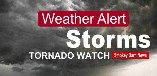 storms tornado watch slider b