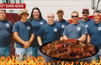 Local Volunteer Firefighters To Serve Chili Supper Fundraiser