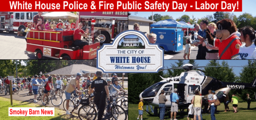 White House Police & Fire Safety Day (Fun For The Kids) Sept 5th