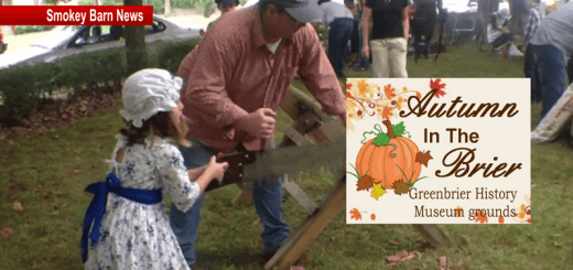 """Greenbrier: """"Autumn In the Brier"""" Fun Fest Monday (no school that day - bring the kids!)"""