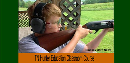 FREE Hunter Education Class October 17-21 – Sign Up Today!