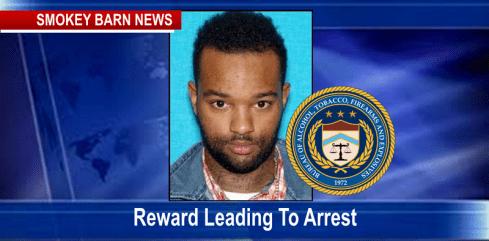 reward for arrest slider