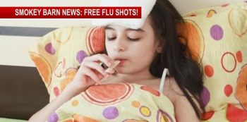"""Flu Shot Friday"" February 16th - Free Flu Vaccines At All Tn County Health Depts."