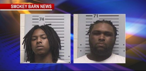 Two arrested After Search Warrant Turns Up Guns And Drugs