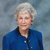 Vivian Bush obit