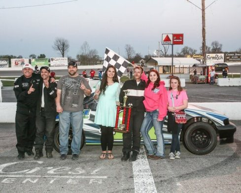 Josh Brown Wins Tuner Feature