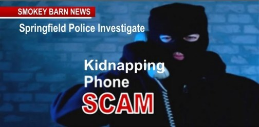Police investigate kidnapping phone scam