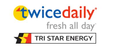 twice daily Tristar