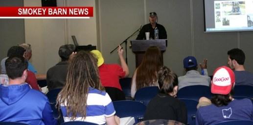 Smokey Founder Jim Ball Invited to Speak At Vol State
