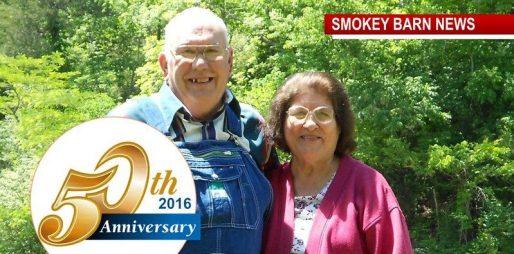 Adcocks Celebrate 50th Wedding Anniversary b