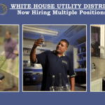 Great Jobs Available With The White House Utility District