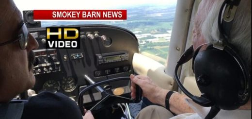 85 Year Old Retired Springfield Farmer Gets Wish To Fly Again