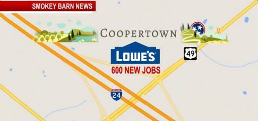 Lowe's Pays $3.6 Mil for Coopertown Land: Bringing 600 Jobs