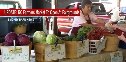 farmers market to open at fairgrounds